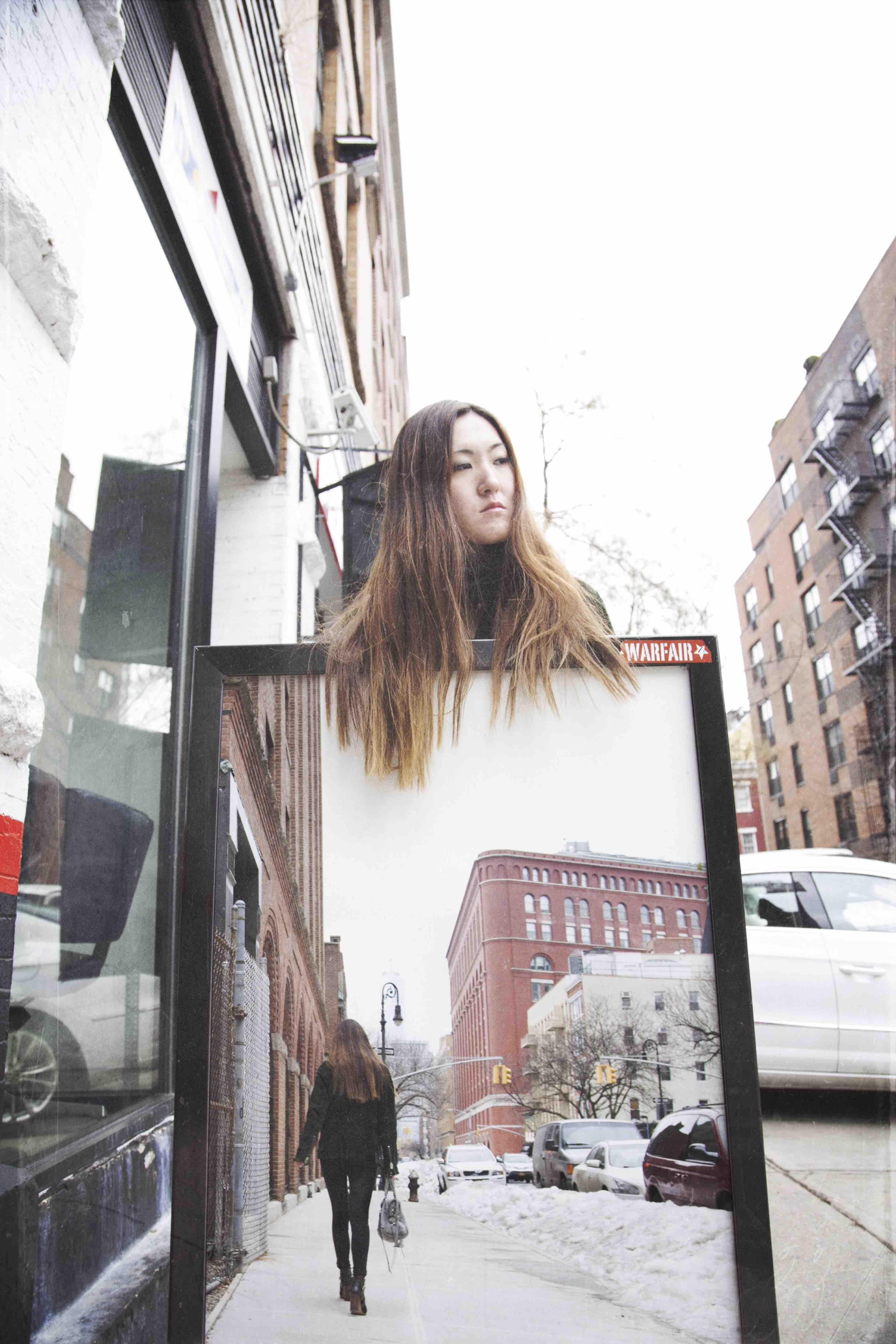 Summer Y.L. in West Village, shot by Nima Chaichi