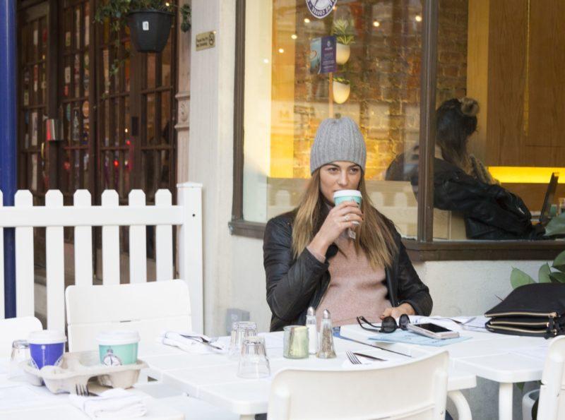 Alex Kate Knight (Alexandra Stone) at Bluestonelane in West Village