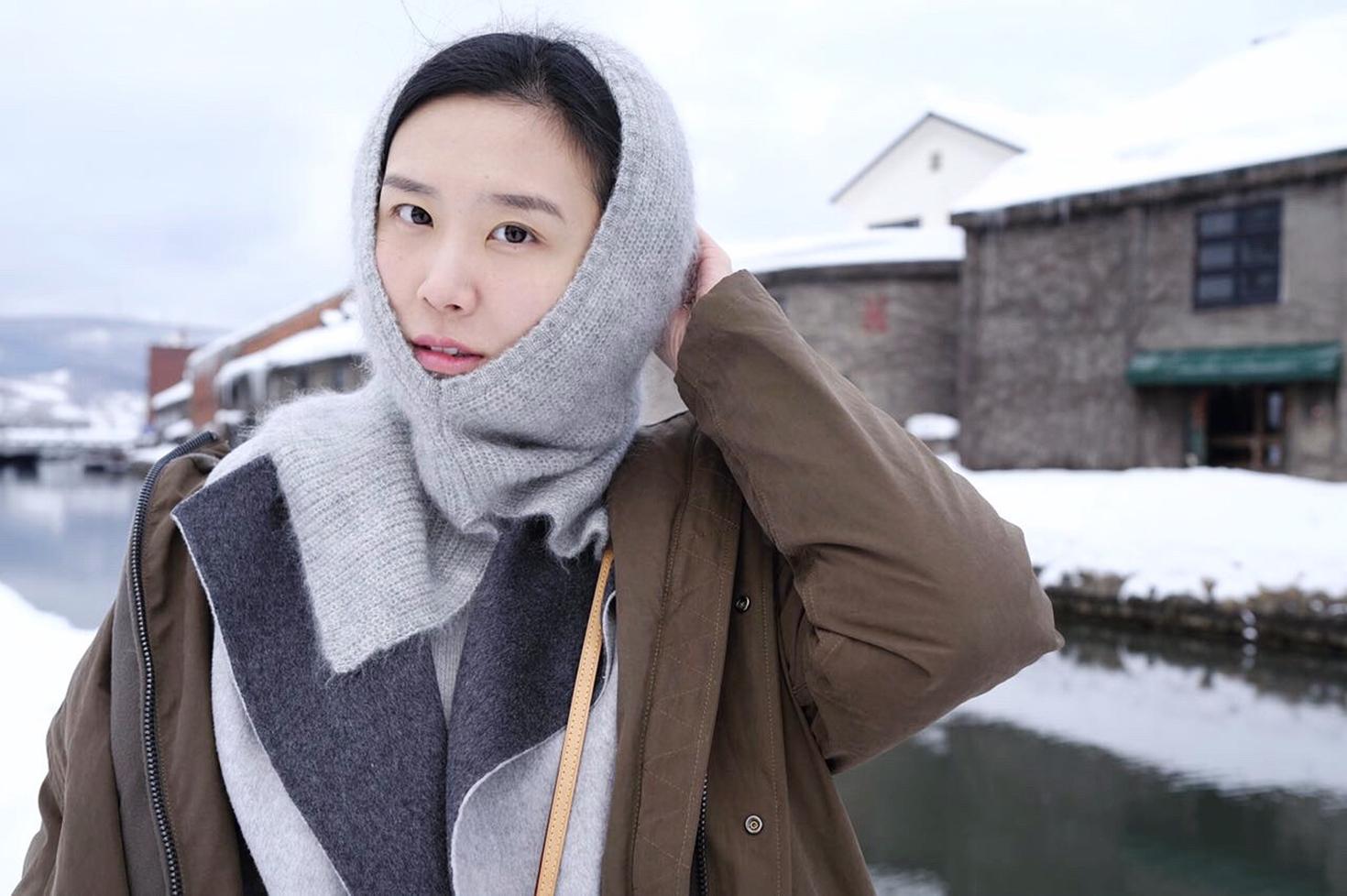 Peng Xue in Japan