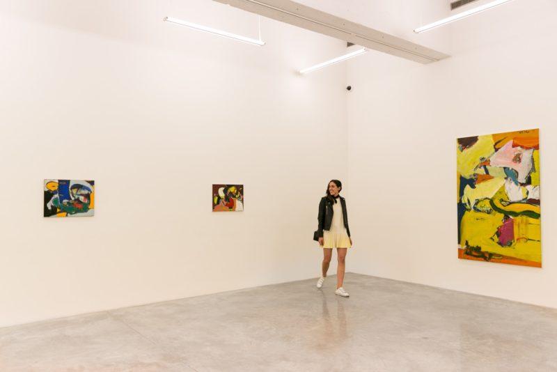 Eliane Awada in Chelsea