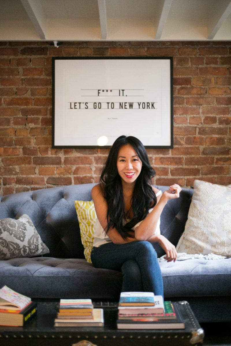 Amy Chan in Chelsea