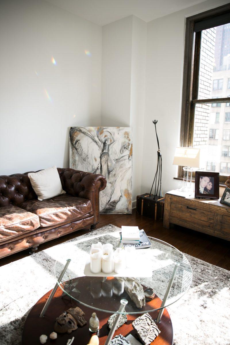 Diana Reyes and Matthew Bills Apartment