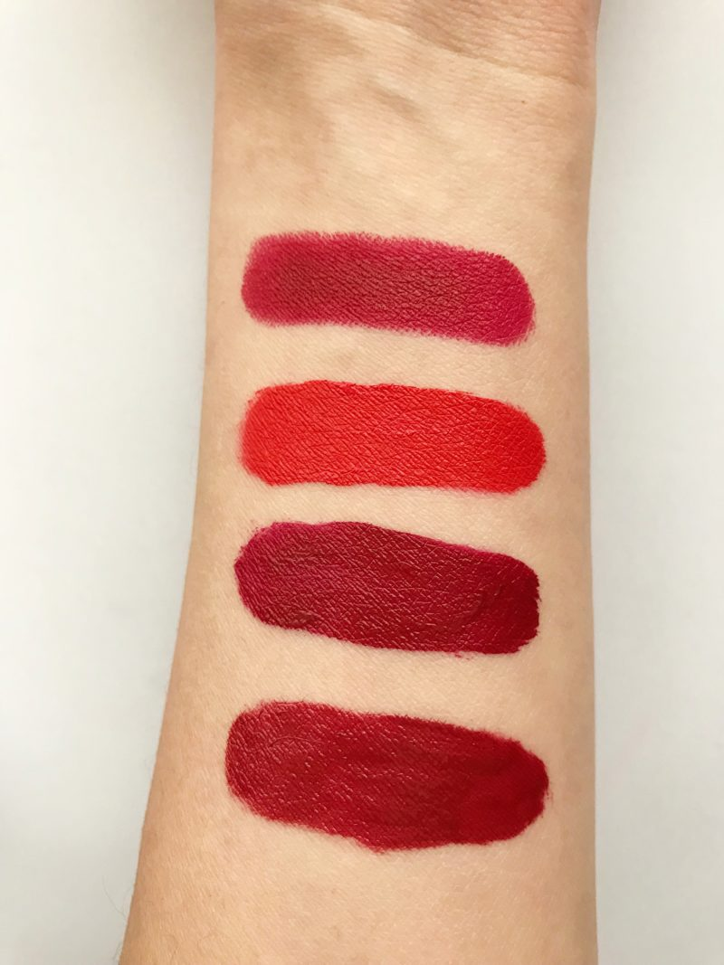 The Lip Bar Lipsticks