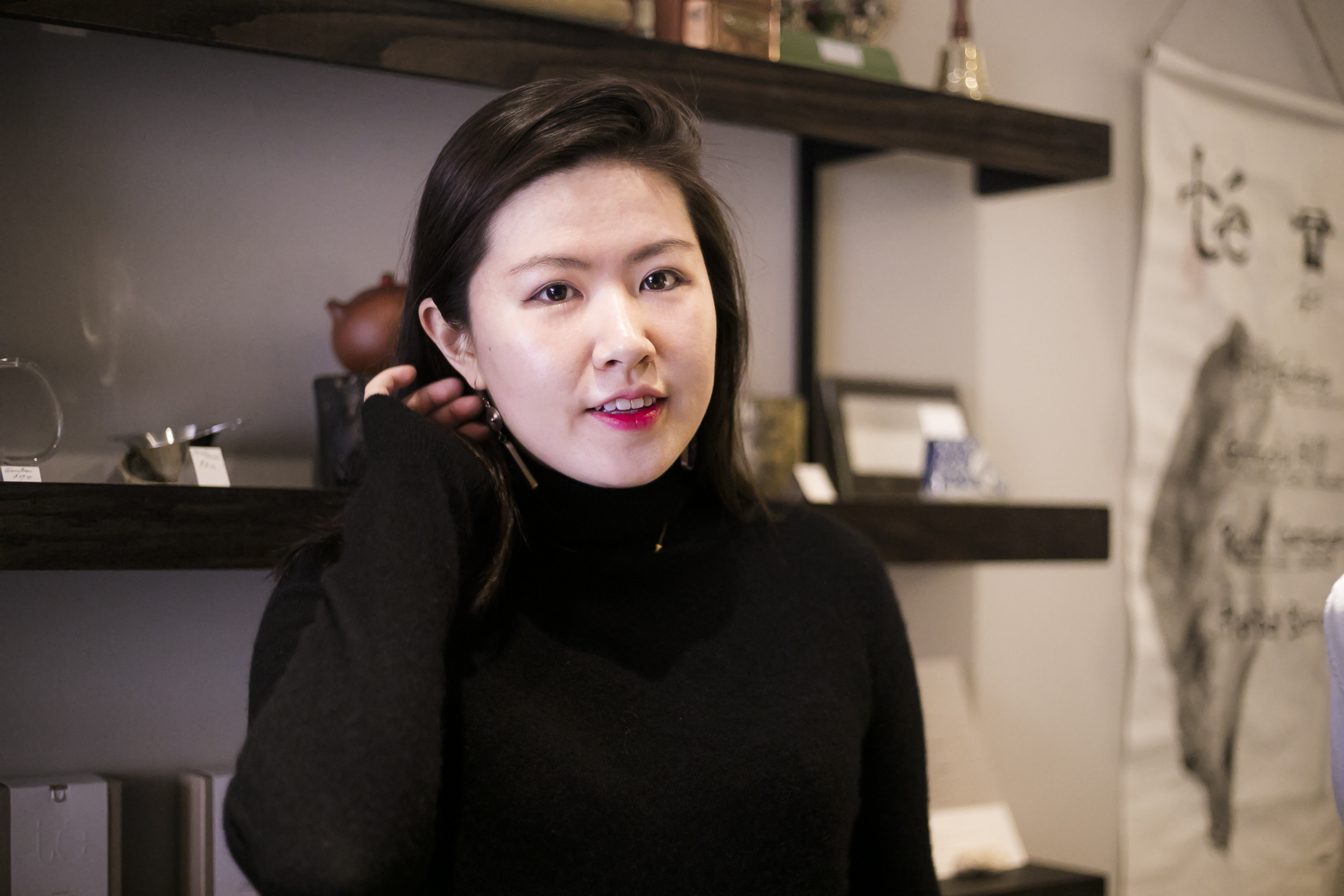 Yolanda Liu, Founder of Amaranthum