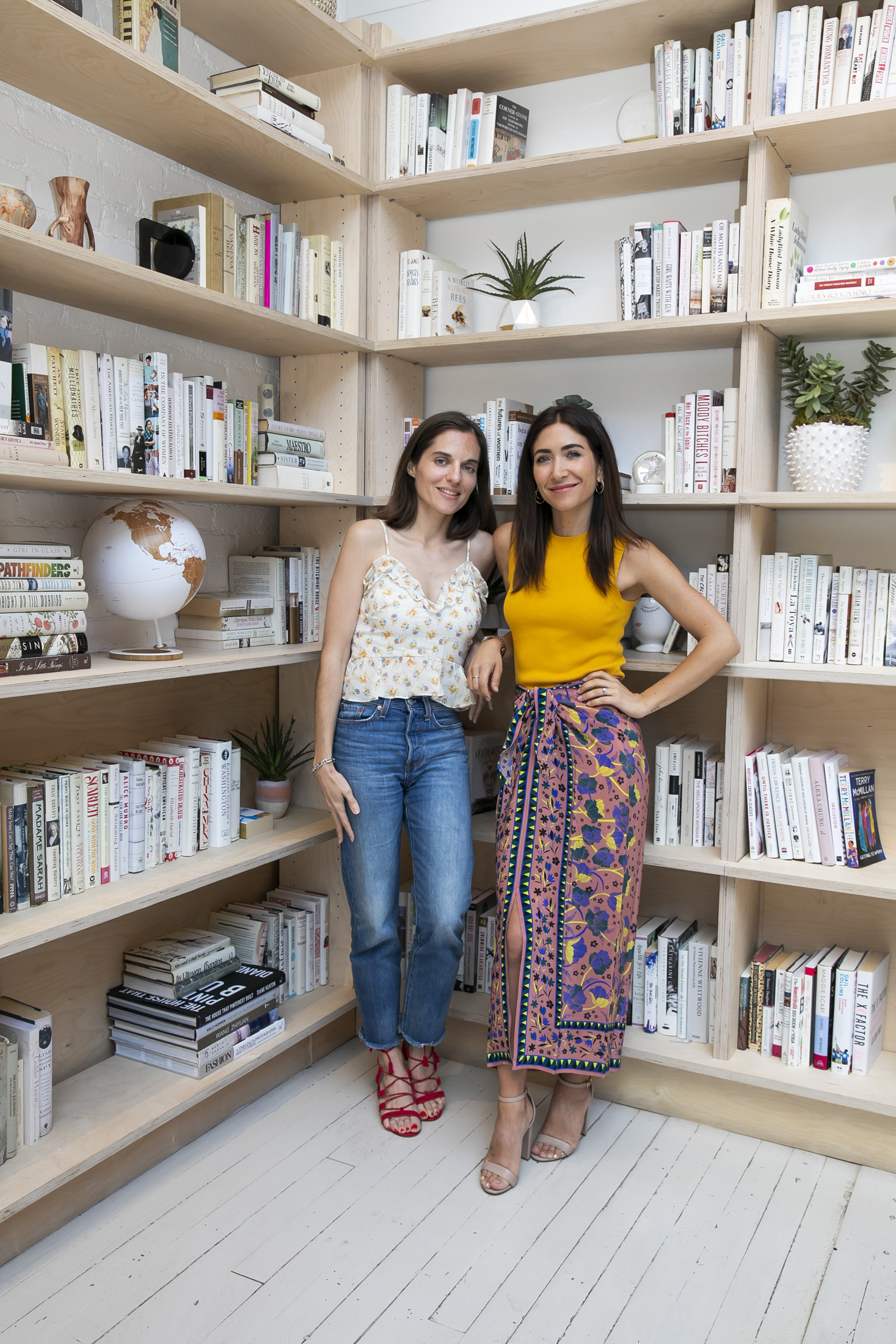 Florencia Cavallo and Elise Labau Topaloglu