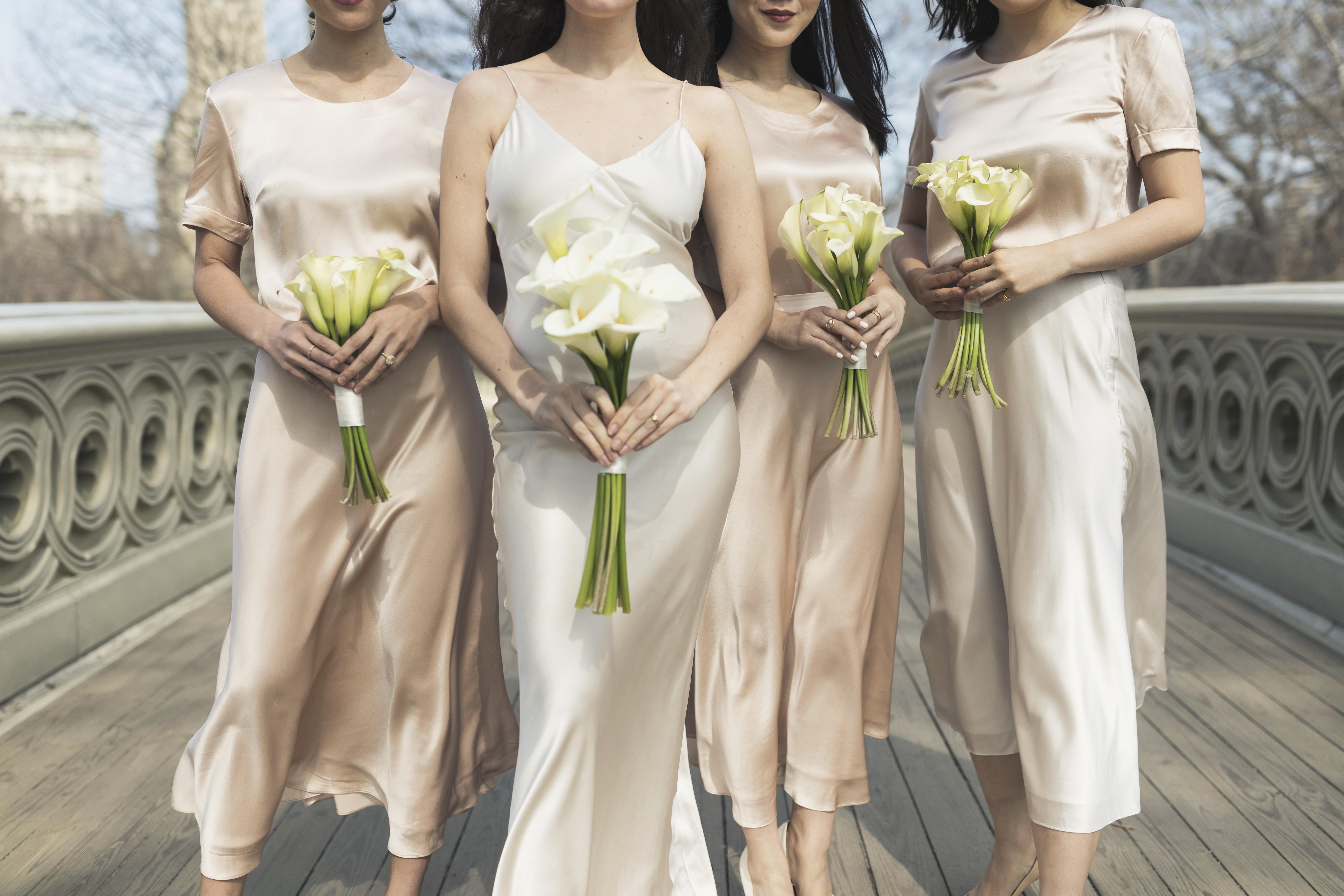 Leanne Ansar, Duan Mackenzie, YouMe Lin, Lisa Chen
